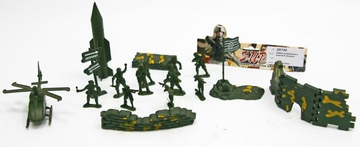 Veld CO Набор солдатиков с аксессуарами