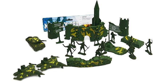 Veld CO Набор солдатиков с аксессуарами 20734