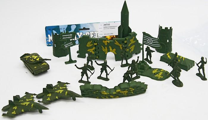 Veld CO Набор солдатиков 20732