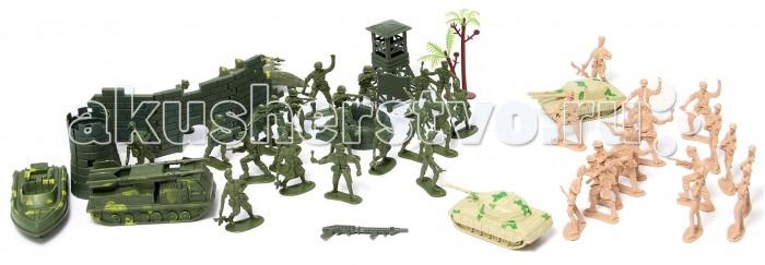 Veld CO Набор солдатиков в рюкзаке 41654 от Акушерство