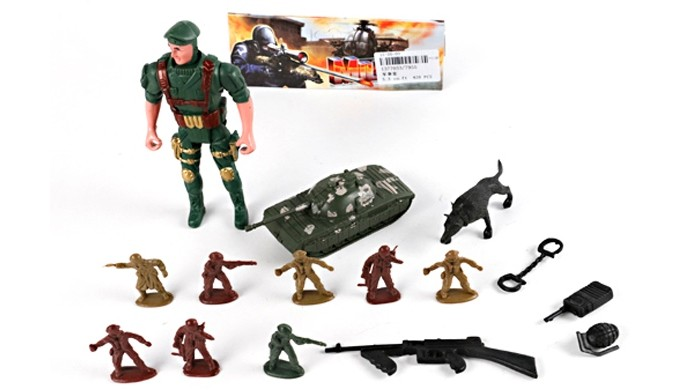 Veld CO Набор солдатиков 41648 от Акушерство