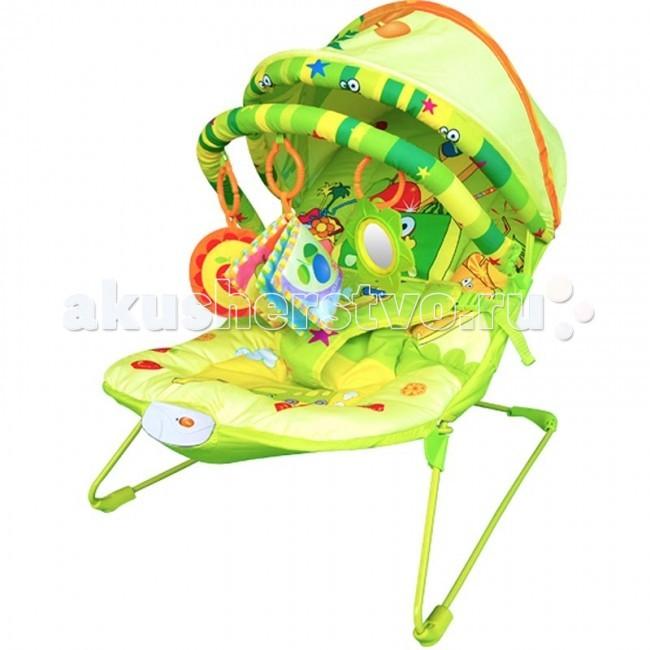 Кресла-качалки, шезлонги Жирафики Кресло-качалка Веселый малыш