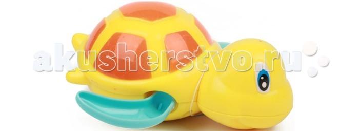 Игруша Игрушка для ванны Черепашка с заводным механизмом