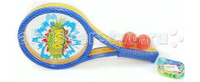 Veld CO Набор ракеток для пляжного тенниса 2 мяча