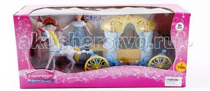 Veld CO Набор Кукла лошадь с каретой 47575 от Акушерство