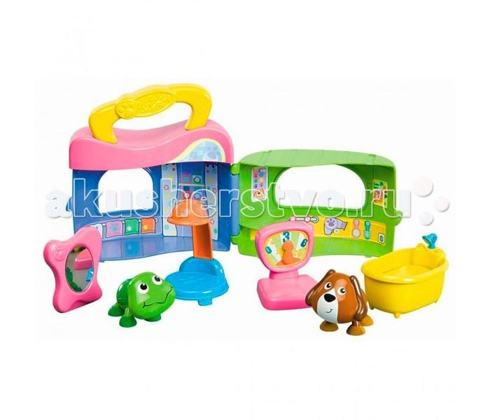Развивающая игрушка B kids Салон для домашних животныхСалон для домашних животныхИгрушка B kids Салон для домашних животных дает множество возможностей для обучения и новых открытий.   Игрушка познакомит малыша с различными домашними животными. Способствует развитию фокусировки взгляда малыша, стимулирует тактильное восприятие.   Размер: 11.5х16х30.5см<br>