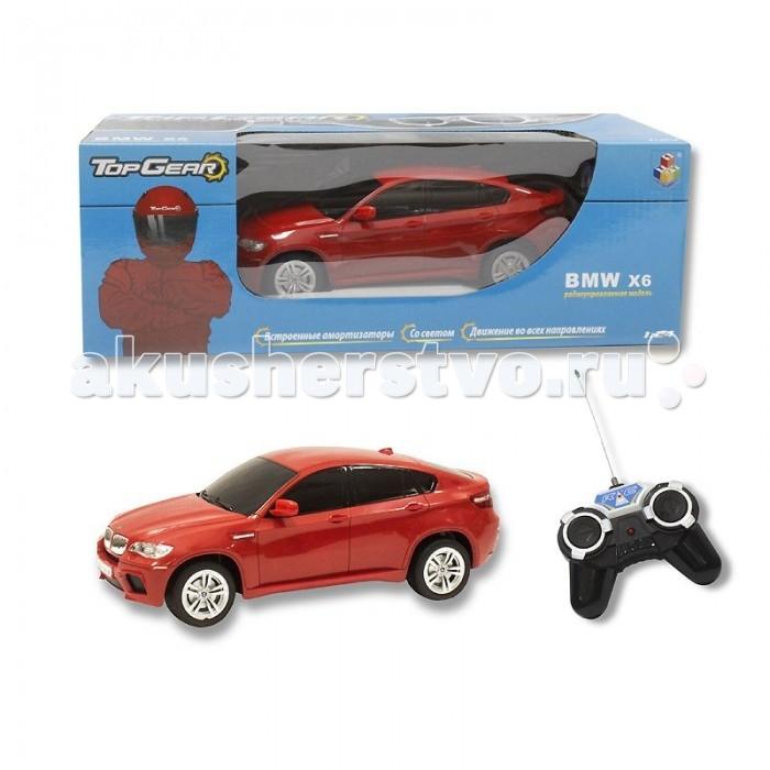 1 Toy Top Gear машина BMW X6 на радиоуправлении с зарядным устройством