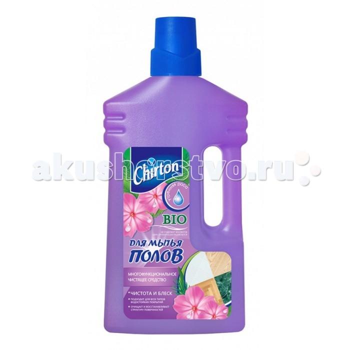 Chirton Многофункциональное чистящее средство для мытья пола Утренняя роса 1000 мл