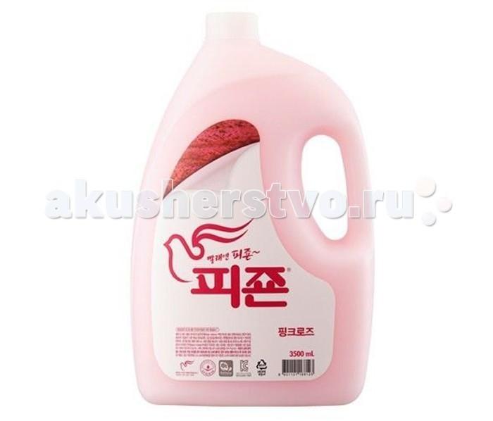 Pigeon Кондиционер для белья Роза 1000 млКондиционер для белья Роза 1000 млPigeon Кондиционер для белья Роза 1000 мл содержит экстракт алоэ. Кондиционер предназначен для смягчения хлопчатобумажных, шерстяных, льняных и синтетических изделий. Экологически чистый продукт, безопасен при контакте с кожей человека.    Предотвращает обесцвечивание ткани. Удаляет с ткани остатки стирального порошка и предотвращает образование статического электричества. Специальная добавка (FS) придает белью особую мягкость.   Способ применения и дозировка: залить средство в лоток стиральной машины перед полосканием или добавить в конце полоскания при ручной стирке из расчета: на каждые 15 л воды 10 мл кондиционера.   Состав: вода, дипалметил этил гидроксиэтилмониум, РОЕ (9) лаурилэфир, этилен гликоль, силиконовый пеногаситель, натрия хлорид, отдушка, экстракт алоэ, масло жожоба.  Меры предосторожности: хранить в плотно закрытой упаковке отдельно от пищевых продуктов в недоступном для детей месте.<br>