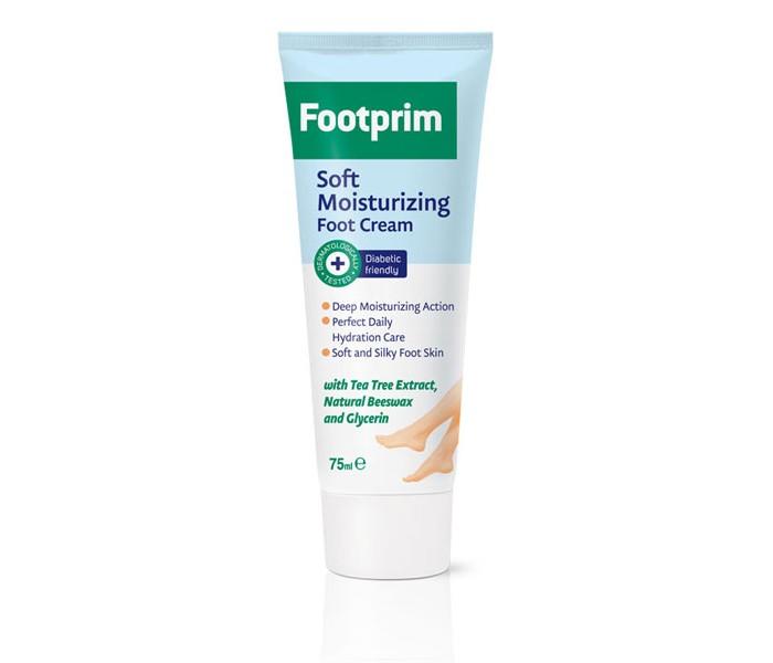 Footprim Увлажняющий крем для ног Soft Moisturizing 75 мл