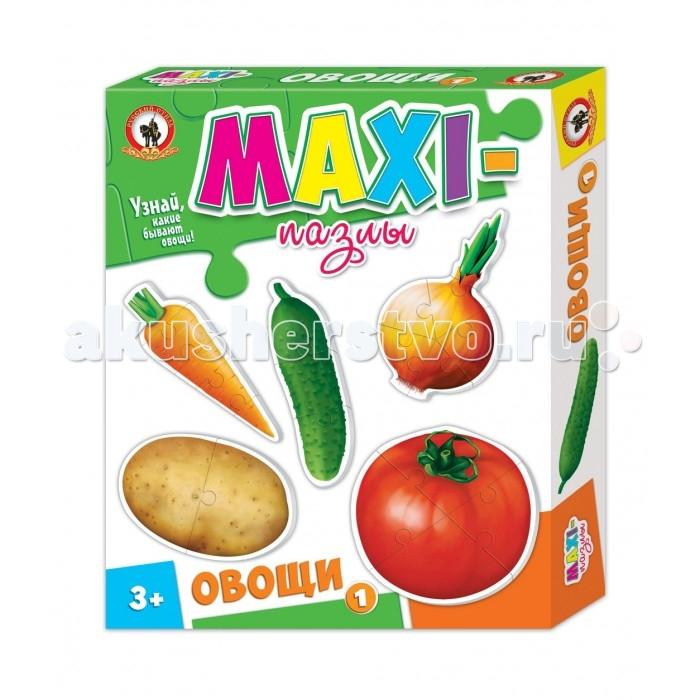 Русский стиль Макси пазлы Овощи 1