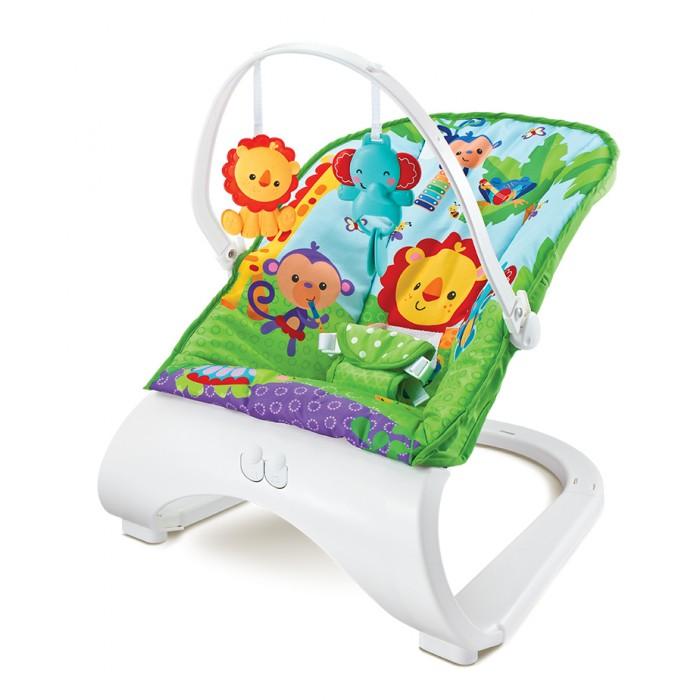 FitchBaby Кресло-качалка с игрушками и вибрацией Forest Friends 88929