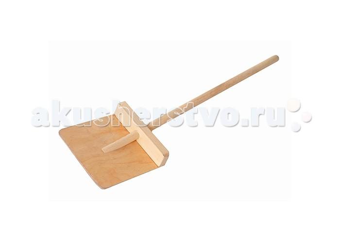 Инвиспласт Лопата детская деревянная Алмаз 50 см