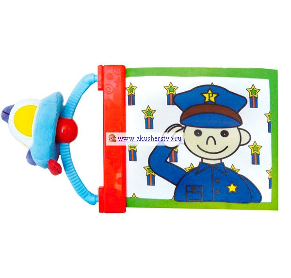 Книжки-игрушки Biba Toys Акушерство. Ru 220.000