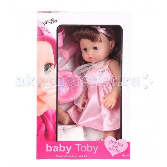 Wei Tai Toys Кукла в наборе с аксессуарами 35 см на батарейках wttt9285Кукла в наборе с аксессуарами 35 см на батарейках wttt9285Wei Tai Toys Кукла в наборе с аксессуарами 35 см на батарейках wttt9285  Эта очаровательная кукла приведет в восторг любую малышку! Ваша малышка больше не будет скучать, ведь вместе с этой куклой она сможет придумать множество увлекательных развлечений.  Высота куклы: 35 см<br>