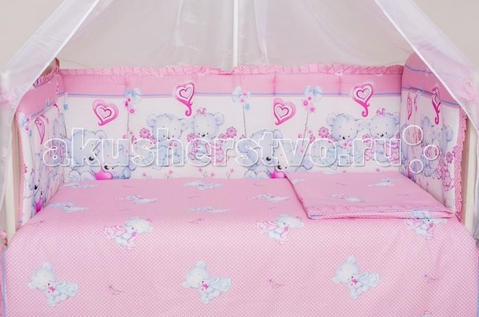 Бортики в кроватку для новорожденных иваново