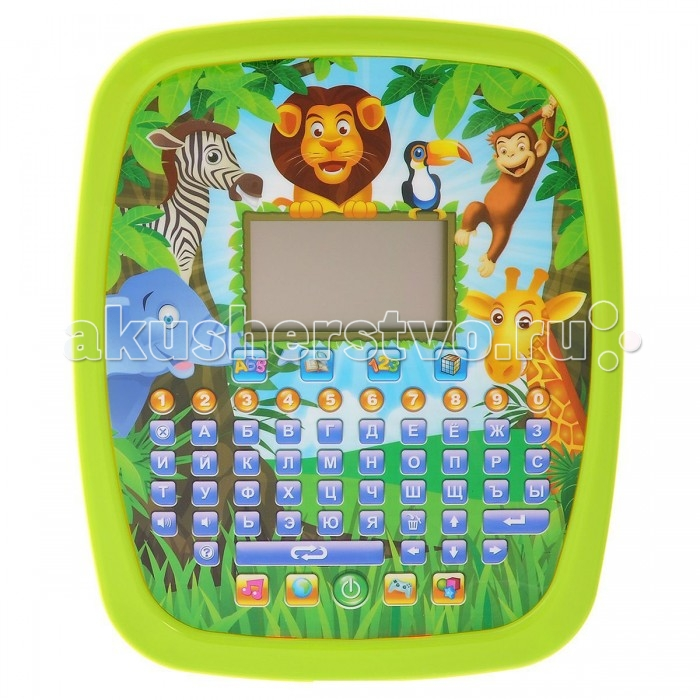 Veld CO Обучающий планшет Джунгли 32 функции