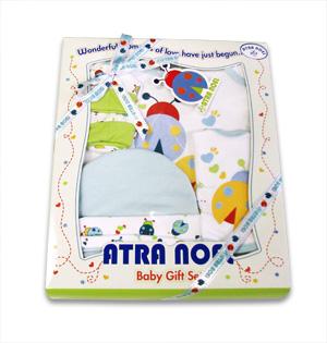 Подарочные наборы Atra Noel Акушерство. Ru 1075.000