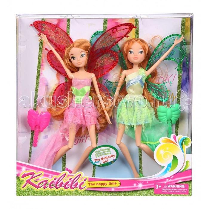 Kaibibi Кукла в наборе 29 см 2 шт.Кукла в наборе 29 см 2 шт.Kaibibi Кукла в наборе 29 см 2 шт. k-BLD027  Милые и веселые куклы размером 29 см от компании Kaibibi понравятся каждой малышке! Все элементы набора изготовлены из качественных и безопасных материалов.  Высота куклы: 29 см<br>