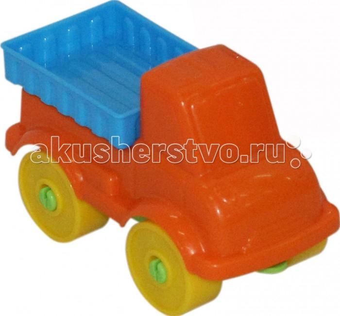 Конструктор Полесье Юный путешественник - Автомобиль грузовой 7 элементовЮный путешественник - Автомобиль грузовой 7 элементовС серией ярких конструкторов Юный путешественник Вашему малышу не придется скучать.  Из деталей этого конструктора ребенок сможет собрать грузовой автомобиль. Собирав конструктор, ребенок может использовать игрушечную машину как полноценную игрушку.  С таким набором ребенок будет весело проводить время, развивать фантазию, мелкую моторику рук.<br>