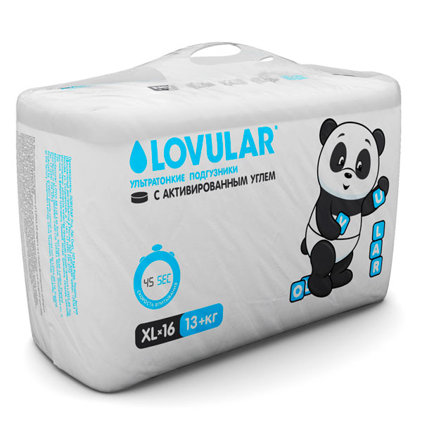 Lovular ���������� � �������������� ����� XL (13+ ��) 16 ��.