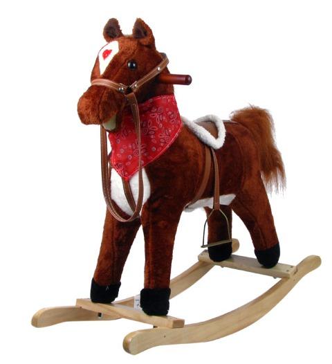 Качалки-игрушки Jolly Ride Лошадка 1492-6