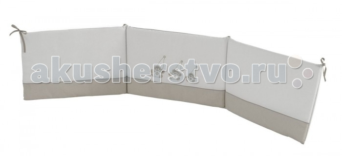 Бампер для кроватки Micuna Dou-Dou 120х60