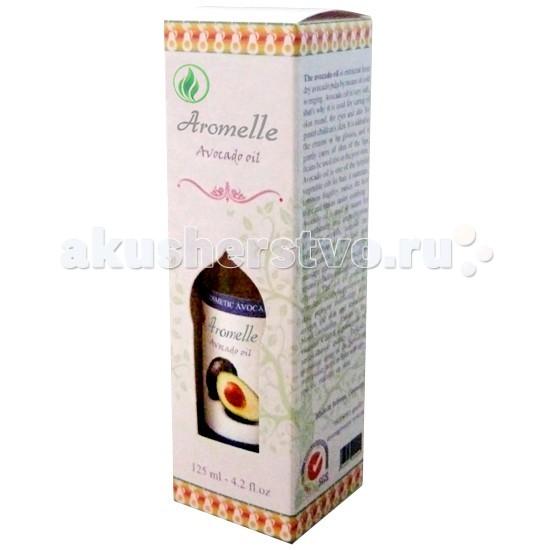 Косметика для мамы Aromelle Масло авокадо 125 мл