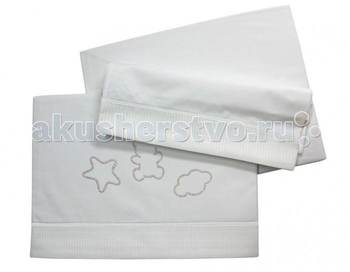 Комплект в кроватку Micuna Juliette ТХ-823 (3 предмета)