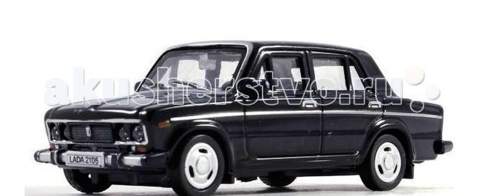 Carline Машина инерционная 1:43 Lada 2106 GT7794