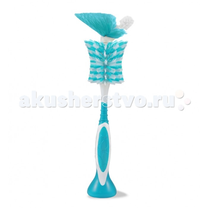 BornFree Щетка для мытья бутылочек и сосок Breeze 2 в 1Щетка для мытья бутылочек и сосок Breeze 2 в 1Щетка для мытья бутылочек и сосок BornFree Breeze 2 в 1  обеспечивает процесс мягкого мытья, помогает сохранить внешний вид сосок и бутылочек и не царапает их поверхность.  Специальная маленькая щеточка для мытья сосок совмещена с щеткой для мытья бутылочек. Удобная ручка ускоряет и упрощает процесс мытья.    Особенности:   Идеально подходит для мытья бутылочек и сосок.  Устойчивая, занимает мало места.  Сохраняет внешний вид, не царапает  поверхность.  Удобная ручка.  Подходит для  мытья бутылочек и сосок большинства производителей.   Высота щетки: 30 см  Щетка breeze™ для мытья бутылочек и сосок  в своем составе не содержит Бисфенол-А и подходит для бутылочек и сосок большинства брендов.<br>