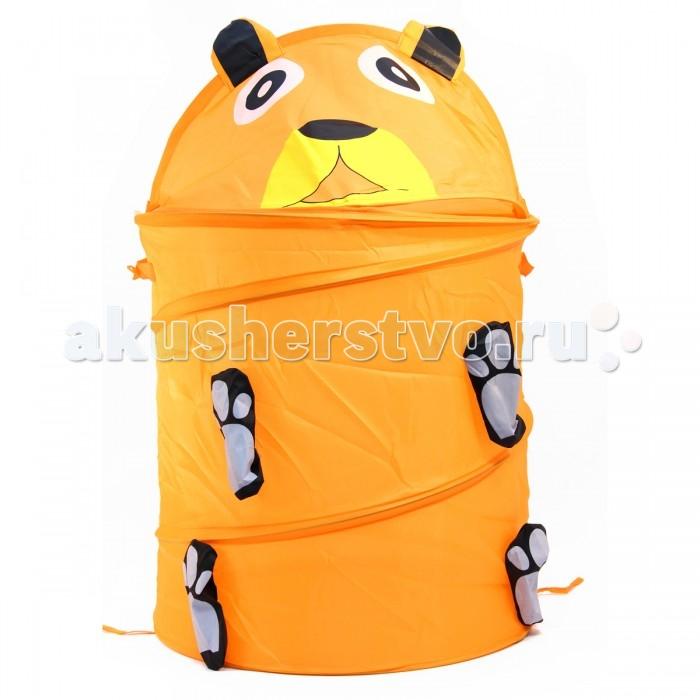 Ami&Co (AmiCo) Корзина для игрушек Медведь 45х50