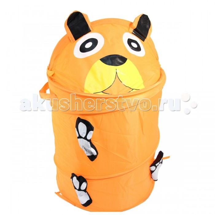 Ami&Co (AmiCo) Корзина для игрушек Медведь 38х45