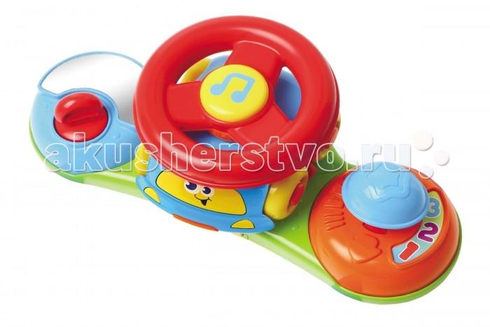 Музыкальная игрушка B kids Маленький водитель 2 в 1