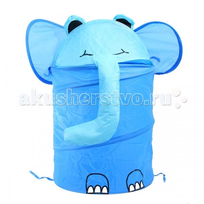 Ami&Co (AmiCo) Корзина для игрушек Слон 38х45