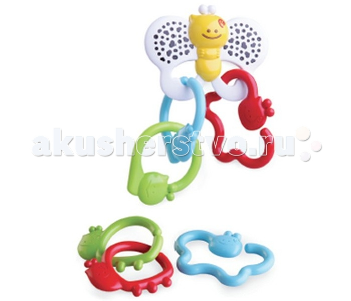 Подвесная игрушка B kids цепь Бабочка