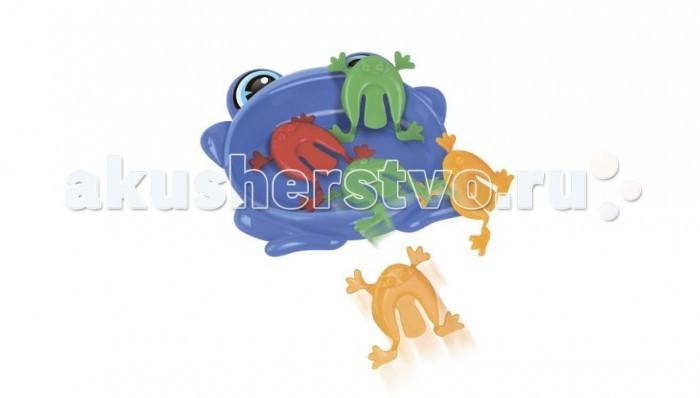 Академия развивающих игр Настольная игра Лягушки - попрыгушки