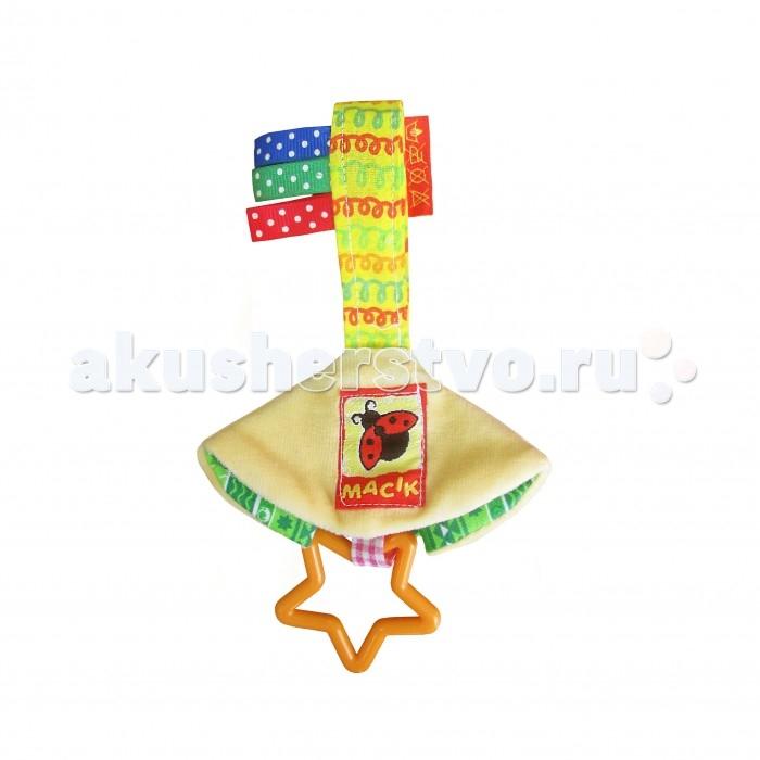 Подвесная игрушка Macik на липучке Платочек