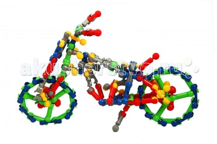 Конструктор Zoob 250 элементов250 элементовZoob Конструктор 250 элементов 11250  Конструктор Zoob - это очень хороший и полезный способ заинтересовать ребенка. Яркий и красочный конструктор несомненно повлияет на развитие фантазии и воображения ребенка. Из пяти видов разноцветных деталей можно собрать несколько вариантов различных фигур. А помогут в этом инструкция, которой должен следовать ребенок во время этого занимательного процесса. Хранить детали конструктора или же его фигуры можно в удобном прозрачном контейнере.  Размер детали: 6 см.<br>