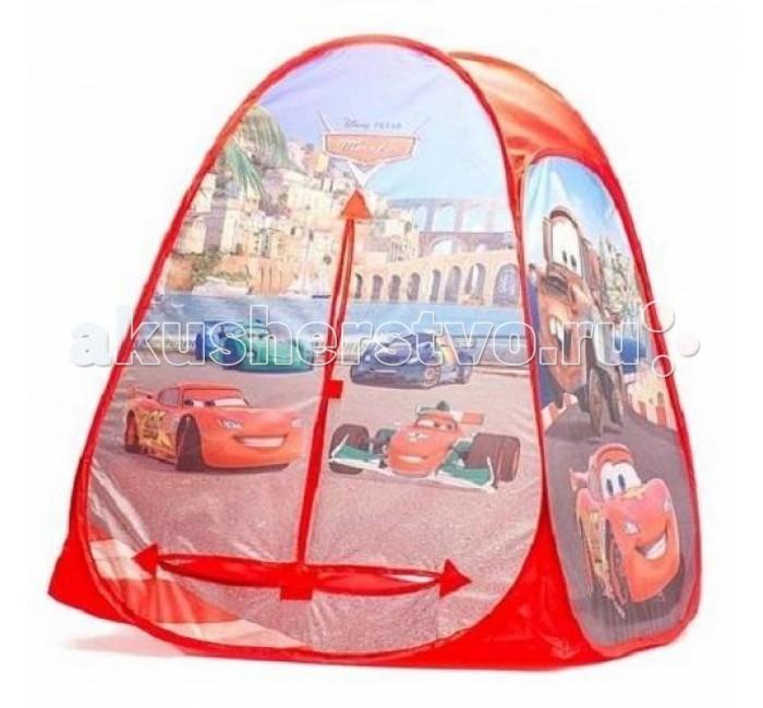 Играем вместе Дисней игровая палатка Тачки Диснея в сумке