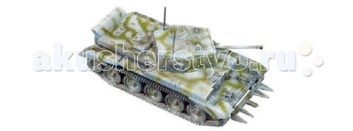 Конструктор Hobby World Сборная модель World of Tanks Cromwell 1:56Сборная модель World of Tanks Cromwell 1:56Hobby World Сборная модель World of Tanks Cromwell 1:56 1628  «Кромвель» стал первым британским танком, орудие которого (QF 75mm) было пригодно как для борьбы с танками, так и с пехотной силой противника. Он развивал высокую скорость и имел относительно толстую броню. «Кромвелю» достались те же корпус и башня, которые использовались на его предшественниках — «Кавалере» и «Кентавре», однако его оснастили новым двигателем «Rolls Royce Meteor», позволившим танку развить небывалую максимальную скорость в 67 км/ч.  Его конструкция легла в основу передового танка «Комета». Несомненно, он стал одним из самых успешных британских крейсерских танков Второй мировой войны.   Комплектация: - Пластиковые компоненты. - Инструкция по сборке. - Лист деколей. - Внутриигровой bonus-код (PC-версии RU-региона): 3 дня премиума. - Внутриигровой invite-код для игры World of Tanks (PC-версии RU-региона): 1 день премиума, премиум-танк T2 Light Tank.<br>