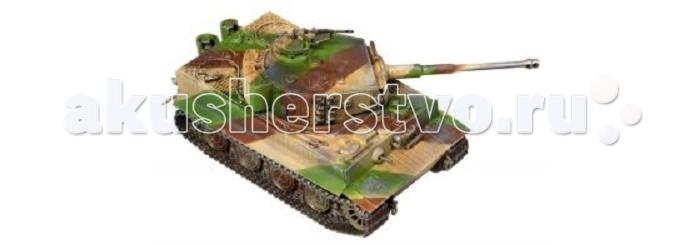 Конструктор Hobby World Сборная модель World of Tanks Pz Kpfw VI Tiger I 1:56Сборная модель World of Tanks Pz Kpfw VI Tiger I 1:56Hobby World Сборная модель World of Tanks Pz Kpfw VI Tiger I 1:56 1630  PZ.KPFW.VI Tiger I от компании Hobby World - это сборная модель, представляющая из себя модель одного из танков, который фигурировал в культовой оналйн-игре World of Tanks. Собранная модель будет представлена в масштабе 1:56. Помимо того, что в комплект входят детали и клей для них, в наборе также имеются два листочка, на которых написаны бонус-код и invite-код для игры World of Tanks, что несомненно является приятным бонусом.  Комплектация: - Пластиковые компоненты. - Инструкция по сборке. - Лист деколей. - Внутриигровой bonus-код (PC-версии RU-региона): 3 дня премиума. - Внутриигровой invite-код для игры World of Tanks (PC-версии RU-региона): 1 день премиума, премиум-танк T2 Light tank.<br>