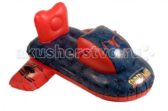 HTI Надувной гидроцикл  SpidermanНадувной гидроцикл  SpidermanНадувной детский гидроцикл, изготовленный из высококачественных материалов, выполнен в яркой цветовой гамме с изображением Человека-паука - героя из комикса Spiderman. Такой надувной гидроцикл станет незаменимым атрибутом летнего отдыха. Spiderman- это известный комикс о супергерое - Человеке-пауке. Подростка Питера Паркера кусает радиоактивный паук во время научной демонстрации. Благодаря этому он получает паучьи сверхспособности, как, например, суперсилу, способность передвигаться по стенам и феноменальную прыгучесть.<br>