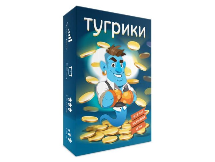 Dojoy Настольная игра Тугрики