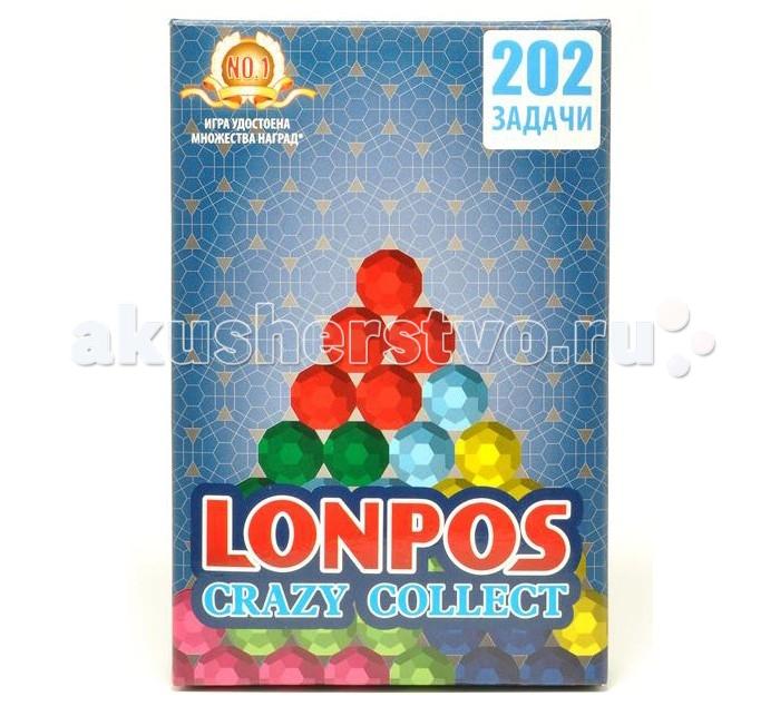Lonpos Головоломка Crazy Collect