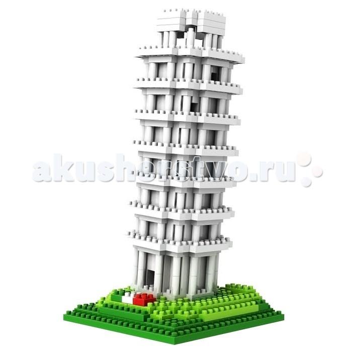 Конструктор Education Line Nano Пизанская Башня 560 элементовNano Пизанская Башня 560 элементовEducation Line Nano Конструктор Пизанская Башня 560 элементов MF008414  Конструктор этой серии собирается из модных в последнее время nano-деталей, что позволяет придать конечной модели максимально приближенный к оригиналу вид. По смыслу игра похожа на сборку 3D-пазла, но значительно интереснее, ведь все объекты собираются из стандартных деталей подобных Лего, но предельно уменьшенных в размерах.<br>