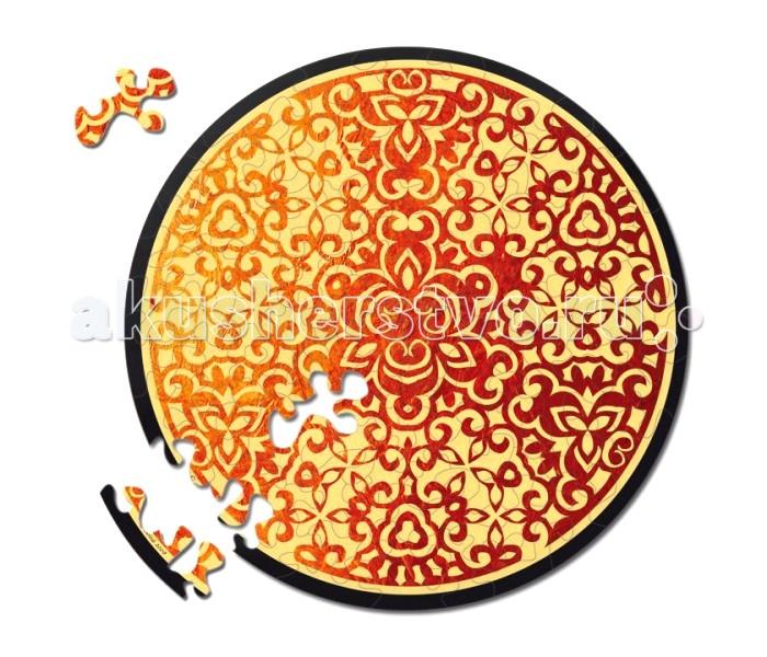 Curiosi Пазлы деревянные Double Огонь 88 элементовПазлы деревянные Double Огонь 88 элементовПазлы Curiosi деревянные DOUBLE d-18,5см   Двусторонние круглые деревянные пазлы с креативным рисунком.   88 деревянных элементов с нанесенным рисунком с двух сторон упакованы в картонную банку с металлическими крышками.   Собирание пазлов способствует развитию образного и логического мышления, произвольного внимания, восприятия, в частности, различению отдельных элементов по цвету, форме, размеру и т. д.; учит правильно воспринимать связь между частью и целым; развивает мелкую моторику рук.<br>