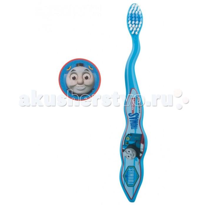 Dr.Fresh Зубная щетка Thomas and friend с дорожным чехлом
