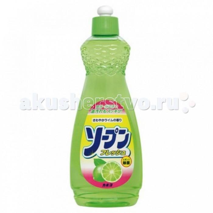 Rocket Soap Жидкость для мытья посуды Fresh-свежий лайм 600 мл