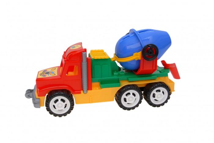 Karolina Toys Детский автомобиль Профи Бетоновоз 40-0052Детский автомобиль Профи Бетоновоз 40-0052Каролина Тойз Детский автомобиль Профи Бетоновоз будет отличным подарком для любого мальчика, ведь так интересно играть с мощной и функциональной спецтехникой, пусть даже и игрушечной.  Крупная и красивая машинка с бетономешалкой, идеально подходит для игры в большую стройку дома или в песочнице или в другие тематические игры. Все элементы подвижны: в бетономешалку барабан можно заливать и засыпать песок, во время движения или простоя она может крутиться и подниматься.   Игрушка отличается высокой прочностью и отличным качеством сборки. В изготовлении игрушки использовался высококачественный пластик, что сделало игрушку очень прочной и яркой.<br>